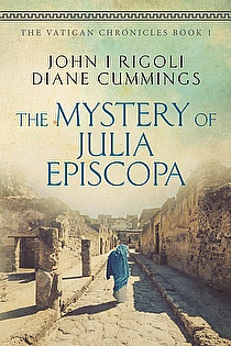 The Mystery of Julia Episcopa ebook cover