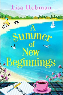 A Summer of New Beginnings  ebook cover
