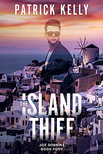 The Island Thief ebook cover