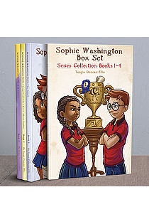 Sophie Washington: Box Set ebook cover