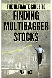 The Ultimate Guide To Finding Multibagger Stocks ebook cover