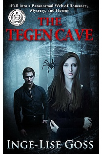 The Tegen Cave: A captivating paranormal story of romance, mystery, and horror ebook cover