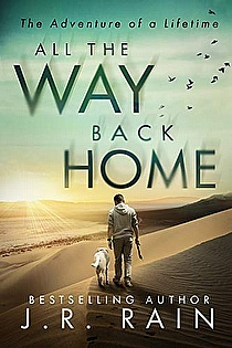All the Way Back Home ebook cover