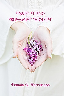 PAINTING KUWAIT VIOLET ebook cover