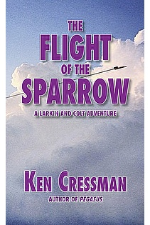 Flight of the Sparrow ebook cover