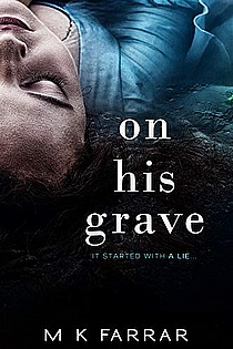 On His Grave ebook cover