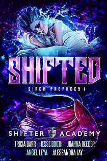 Shifted: Siren Prophecy ebook cover
