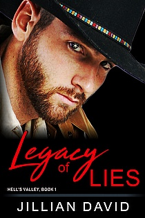 Legacy of Lies ebook cover