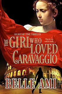 The Girl Who Loved Caravaggio ebook cover