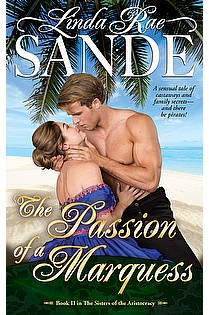 The Passion of a Marquess ebook cover