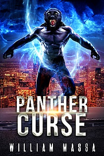 Panther Curse ebook cover