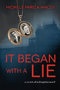 It Began With a Lie ebook cover