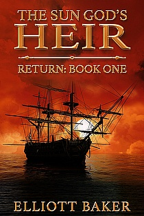 The Sun God's Heir: Return (Book One) ebook cover