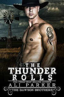 The Thunder Rolls ebook cover