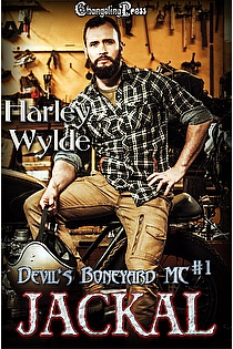 Jackal (Devil's Boneyard MC) ebook cover