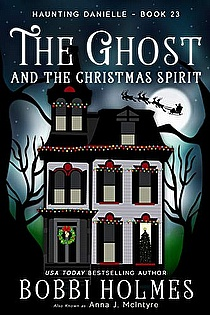 The Ghost and the Christmas Spirit ebook cover