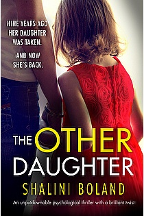 The Other Daughter ebook cover