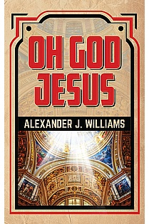Oh God Jesus ebook cover