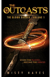The Outcasts: The Blood Dagger: Volume 1 ebook cover