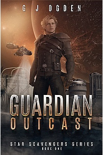 Guardian Outcast ebook cover