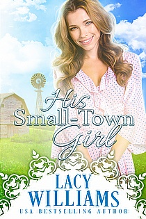 His Small-Town Girl ebook cover