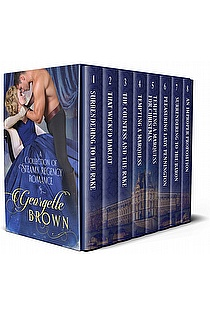 Georgette Brown Boxset: A Collection of Steamy Regency Romance ebook cover