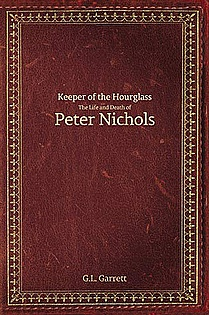 Keeper of the Hourglass ebook cover