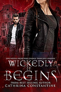 Wickedly It Begins ebook cover
