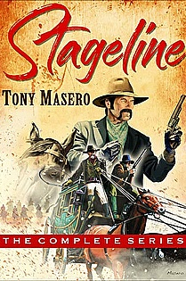 Stageline: The Complete Series ebook cover