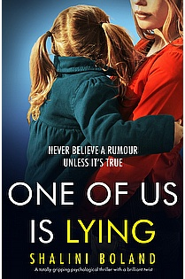 One Of Us Is Lying ebook cover