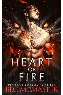 Heart of Fire ebook cover