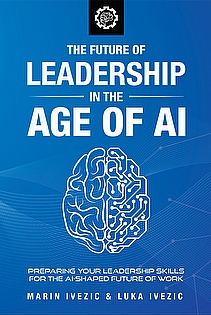The Future of Leadership in the Age of AI ebook cover