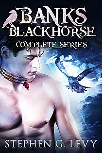 Banks Blackhorse Complete Series (3 complete novels) ebook cover