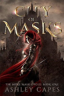 City of Masks ebook cover