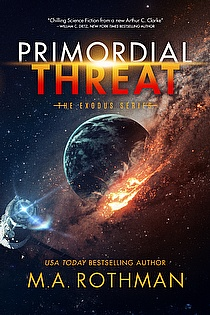 Primordial Threat ebook cover