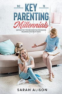 The Key to Parenting Millennials ebook cover