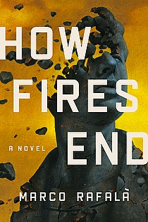 HOW FIRES END ebook cover