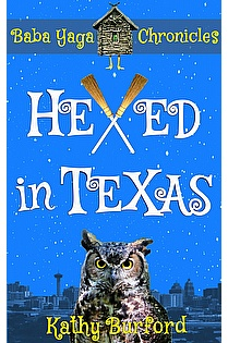 Hexed in Texas: A Humorous Fantasy ebook cover