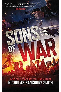 Sons of War ebook cover