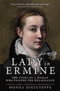 Lady in Ermine ebook cover
