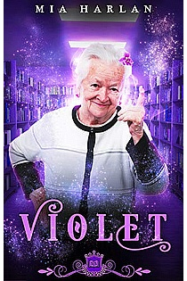 Violet ebook cover