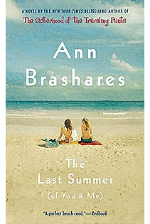 The Last Summer (of You and Me) ebook cover