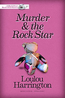 Murder & the Rock Star ebook cover
