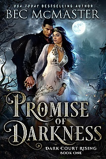 Promise of Darkness ebook cover