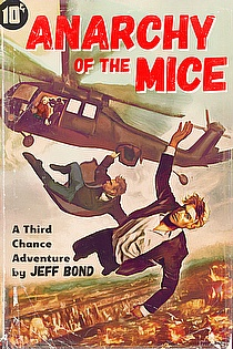 Anarchy of the Mice ebook cover